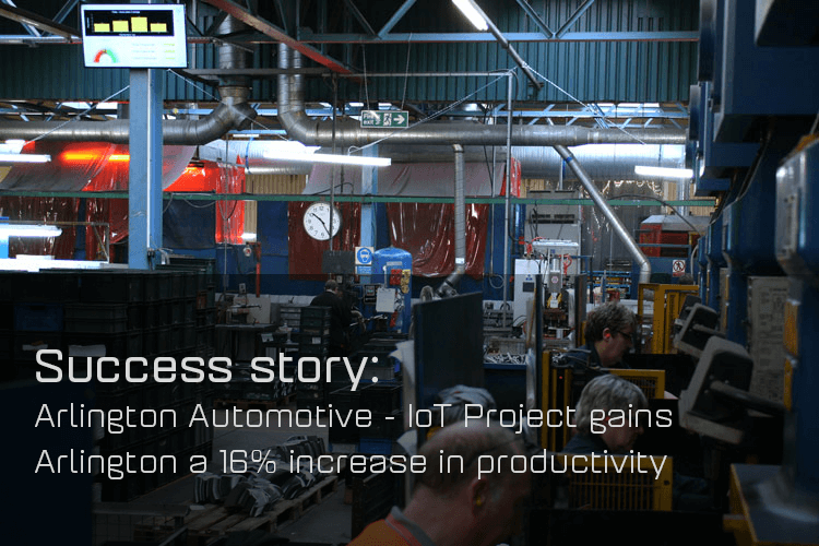 IoT Project gains Arlington a 16% increase in productivity